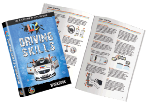 Driving Skills Workbook & DVD's